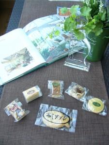 お店に有名洋菓子店のスイーツが!!