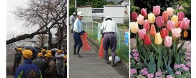 写真:社会貢献活動CSR4